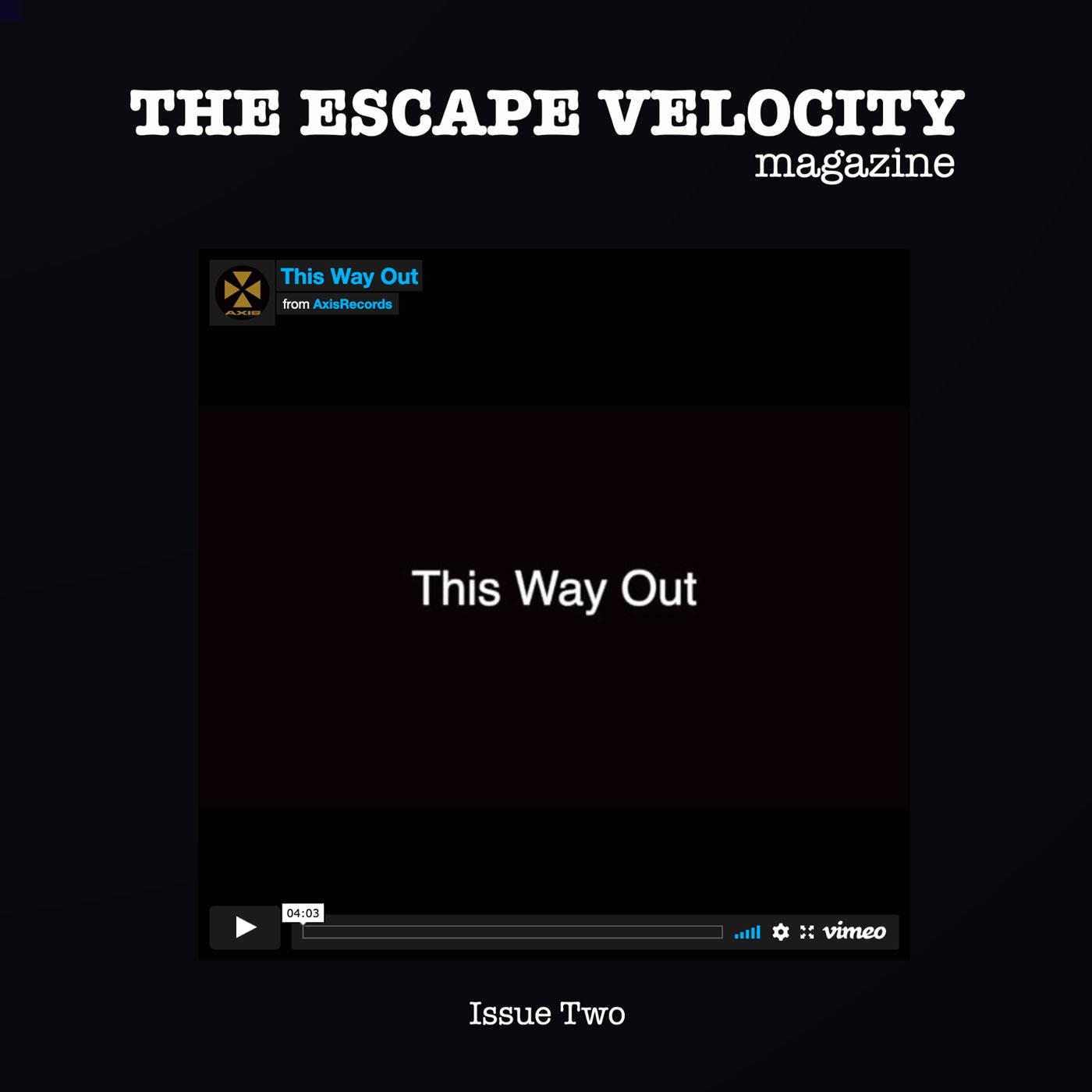 The Escape Velocity Magazine - Issue Two